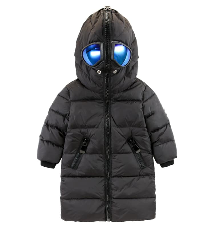 áo phao người ngoài hành tinh trẻ em
