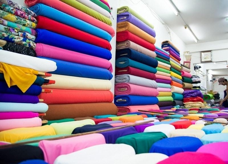 chợ vải ninh hiệp đầu mối sỉ lẻ quần áo trẻ em, nam nữ