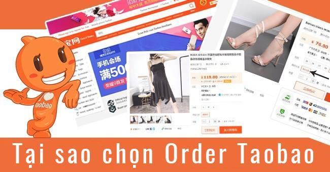 Tại sao nên chọn Order Taobao thay vì nhập hàng theo cách truyền thống
